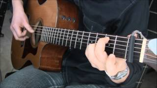 There is a Quiet Understanding - Fingerstyle Guitar Tab