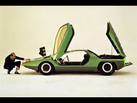 What's Your Favorite Bertone Supercar Design? -- AFTER/DRIVE