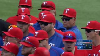 Don't Mess With Rougned Odor!