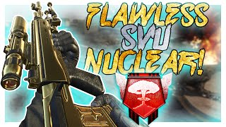 FLAWLESS SVU NUCLEAR! - Black Ops 2 PC Nuclear - Black Ops 2 Multiplayer Gameplay