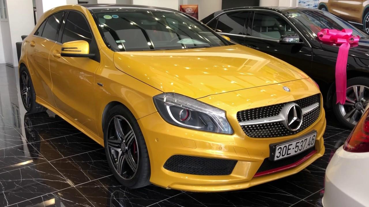 Mercedes A250 AMG sản xuất 2013 mới chất mà rẻ