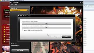 Download lagu BladeSoul Atomix client download and install MP3