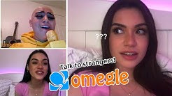 HARASSING PEOPLE ON OMEGLE *i got banned again*