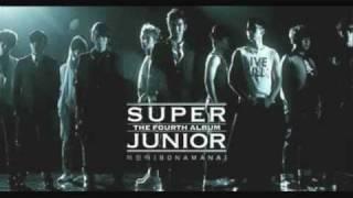 Super Junior- Good Person