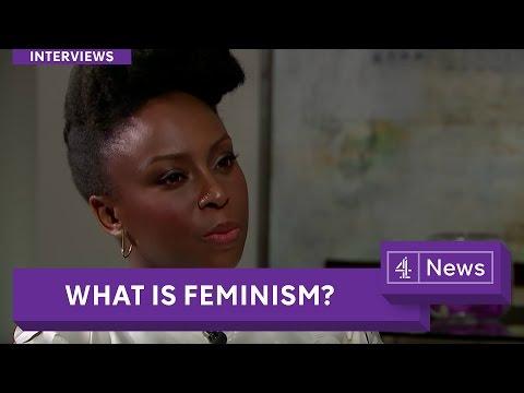 Chimamanda Ngozi Adichie Interview
