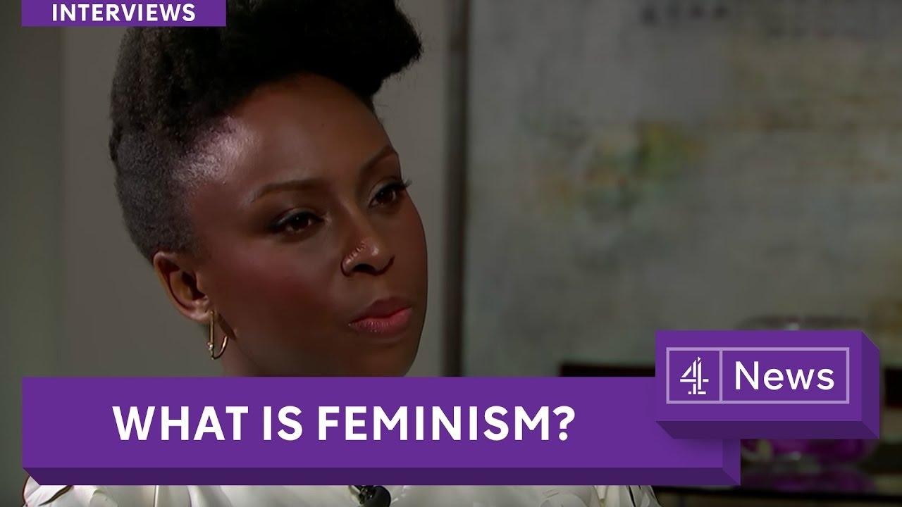 feminism speech by chimamanda ngozi adichie