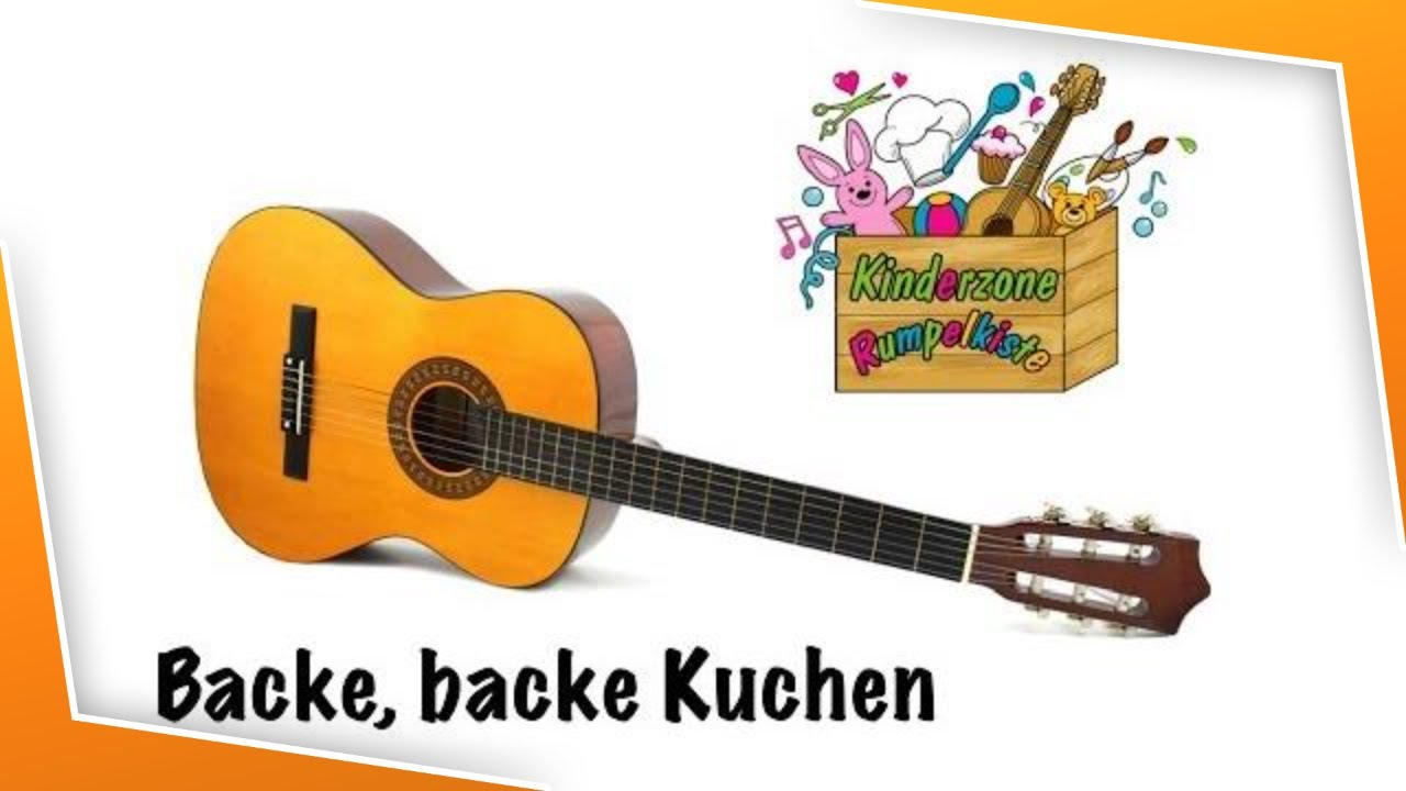 Backe Backe Kuchen Der Bäcker Hat Gerufen Text Akkorde Video