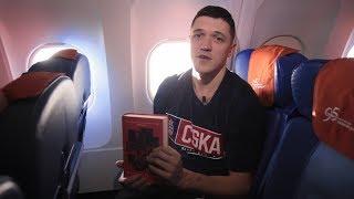 Баскетболист, который много читает / A player who reads the most