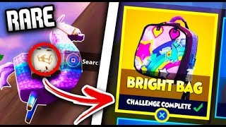 How To GET THE HIDDEN BRIGHT BAG ! *LIVE !! FORTNITE BATTLE ROYALE