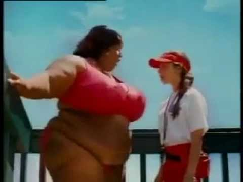 Толстая баба прыгает на мужике прикол 3