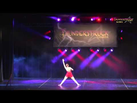 Winnipeg Dance Competition - The Power Of Love