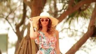 Phyllis & Mimosa Summer Photoshoot Byron Bay