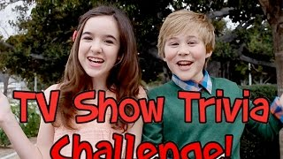 The TV Show Trivia Challenge With Casey Simpson