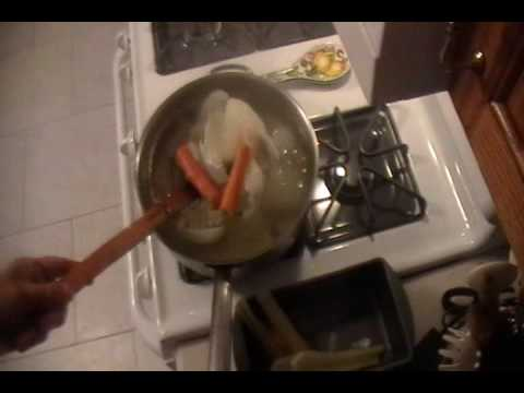 how to cook prepare fish stock