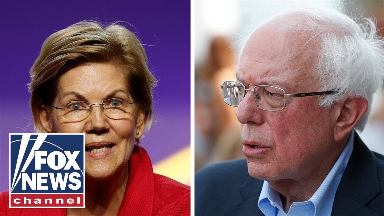 Sanders, Warren prepare to square off in CNN Dem debate