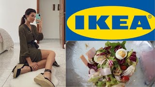 ANOTHER DAY WITH ME |+MINI IKEA HAUL | Katerina Visseri
