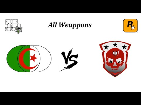 ♚ GTA V | Team Algeria AW ¤ [ALGE] vs [TRUE] ¤ Murda Star System | # AW | - Qualité : (1080p)