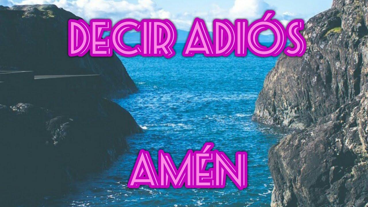 Download Amén - Decir Adiós (Letra)