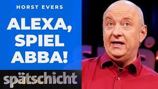 Horst Evers: Der lustigste Alexa-Trick aller Zeiten | SWR Spätschicht