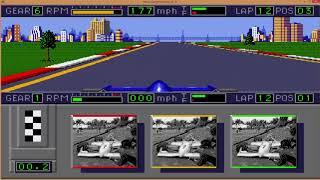 Mario Andretti Racing. Этап 1. Partizan (Lion Force) vs JAMLIGHT (Space Team)