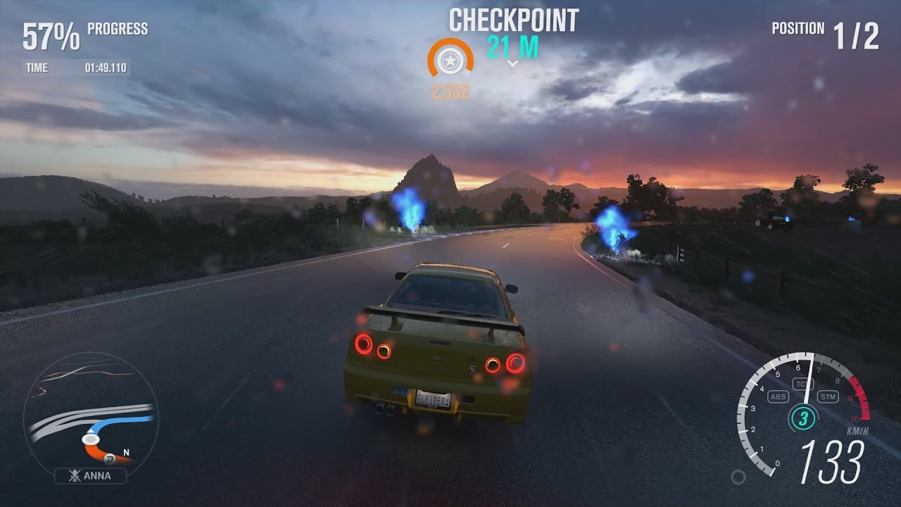 Forza Horizon All Midnight Battles Street Races To Win