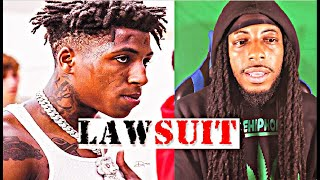 """NBA Youngboy Says """"I'm Broke Atlantic Records Taking My Money"""" Also Lawsuit (Watch Now) #NBAYoungboy"""