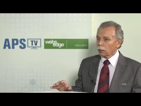 Ricardo Galvao - President of the Brazilian Physical Society