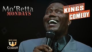"Bernie Mac ""HEEEEE Was Teasing Me!!"" Kings of Comedy"