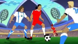 Supa Strikas - Tough Luck (Part  2 of 2)
