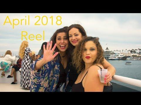 Firecat Cinema April 2018 Reel