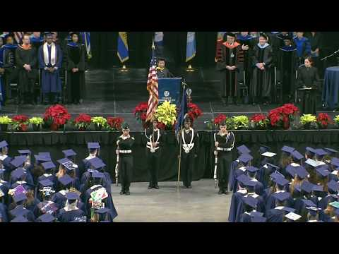 TCC Fall 2018 Commencement