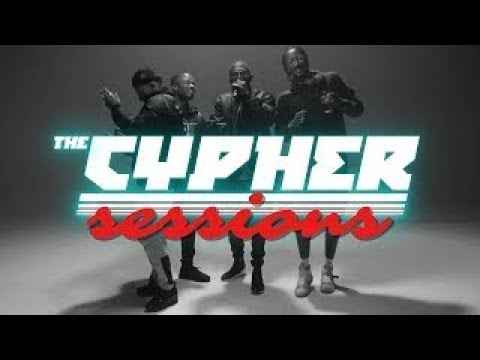"""""""The Cypher Sessions"""" VIBBAR with Skribz, Skits, Jordy, Specs & Poet"""