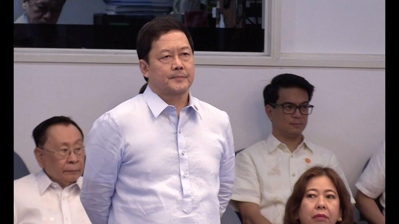CA confirms Guevarra's ad interim appointment as justice secretary