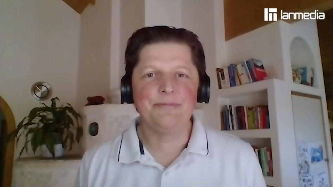 Rudolf Ball | Gründer von Symvaro GmbH | lanmedia Business Talk