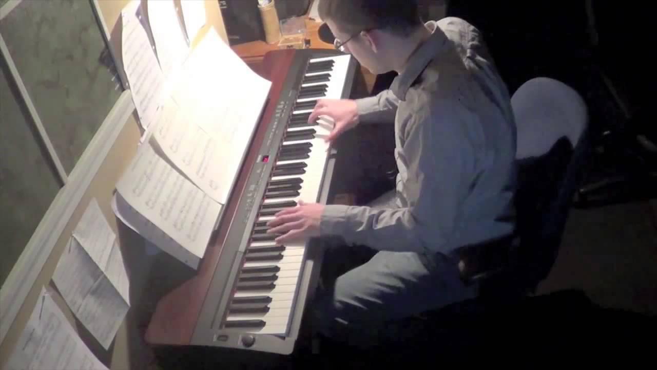 Zelda - Skyward Sword Main Theme Piano (Ballad of the Goddess)