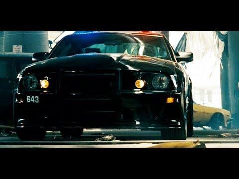 Transformers Saga all Barricade scenes