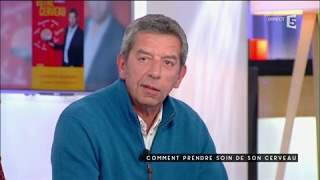 Michel Cymes : Prendre soin de son cerveau - C à vous - 27/02/2017