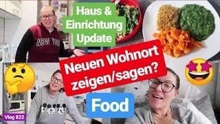 Frühstück & Kochen l Neuen Wohnort zeigen? l Angst vor Einbruch l Vlog 822