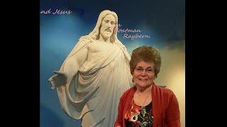 """Me and Jesus""   Lora Lee Raybern"