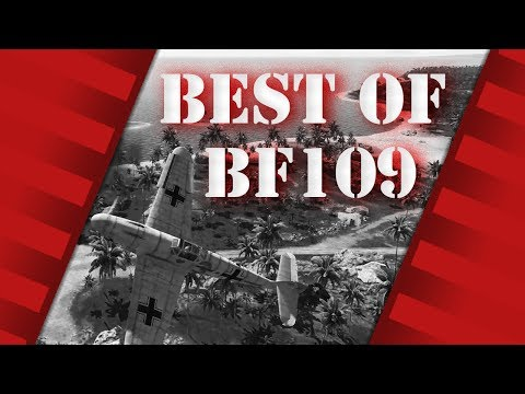 """WarThunder - """"Fun-how-to"""" Bf109 in ClanWar - Best of"""