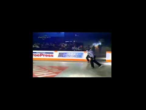 Hockey Enforcers 2005 Mike Sgroi vs Jason Simon