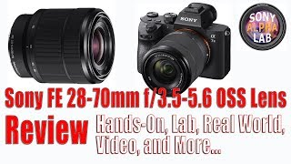 Sony FE 28-70mm Lens Review - A Great Kit Lens For Only $200
