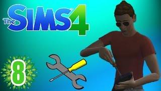 """Repair Man!! """"Sims 4"""" Ep.8"""