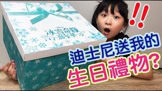 Mystery Gifts From Disney, Forzen Limited Goods, 2017Forzen Festival Taipei [NyoNyoTV Toys]