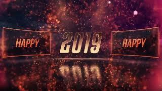 Richard Ward happy new year 2019