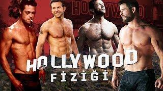Hollywood Aktörlerinin Antrenman Programlarını İnceliyorum (Egzersiz Listesi)