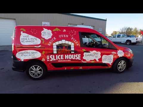 The Slice House Transit Wrap