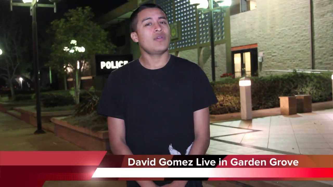 Garden grove breaking news youtube Garden grove breaking news now