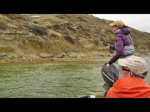 ORVIS - Prospecting With Streamers On Big Rivers