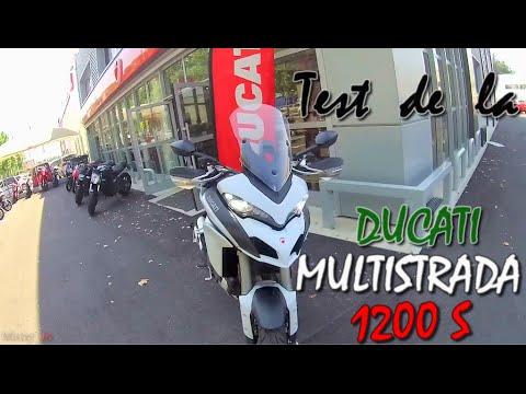 Essai#11 - Ducati Multistrada 1200 S - 2015